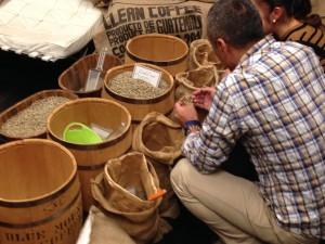 コーヒー豆についての基本の知識